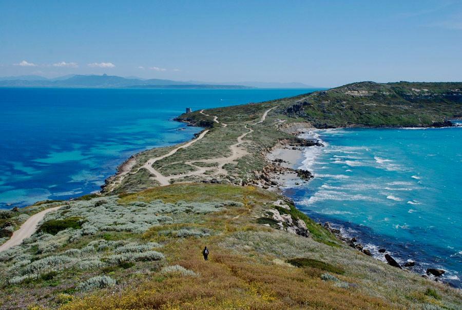 Trekking-Sardegna Aprile 2020